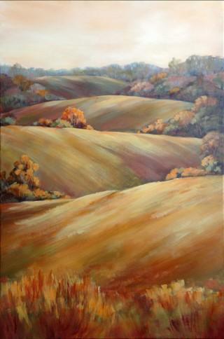 Across The Fields II