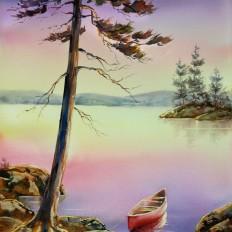 Canoe Lake IV