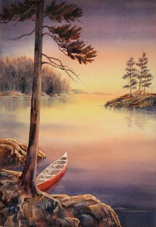 Canoe Lake II