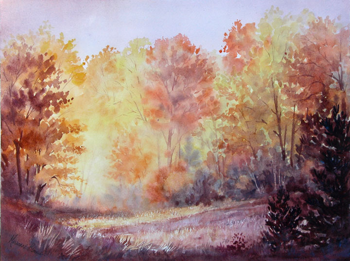 Fall Colours II