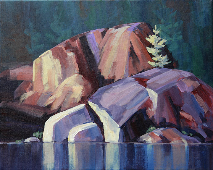 Killarney Rocks