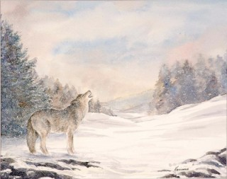 Land of the Wolf