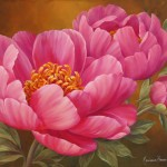Peonies Three