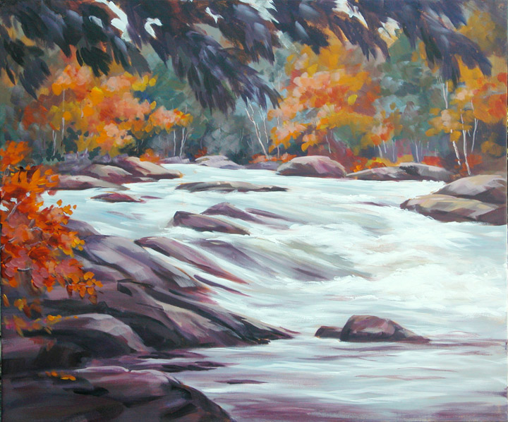 White Water, Algonquin