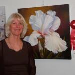 Best In Show - White Iris