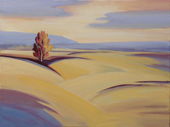 Yellow Fields II