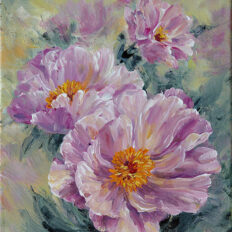 Playful Peonies